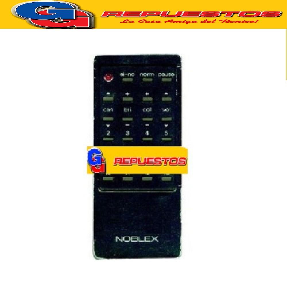 CONTROL REMOTO NOBLEX 20TC655 - SIMILAR A SONY  2886 MP1022  13 CANALES