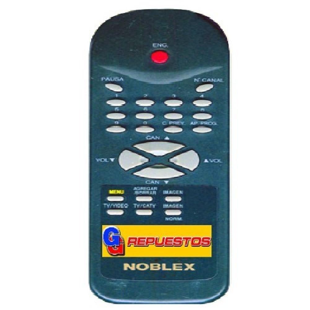 CONTROL REMOTO TV NOBLEX 29TC614 (2824) MP1017