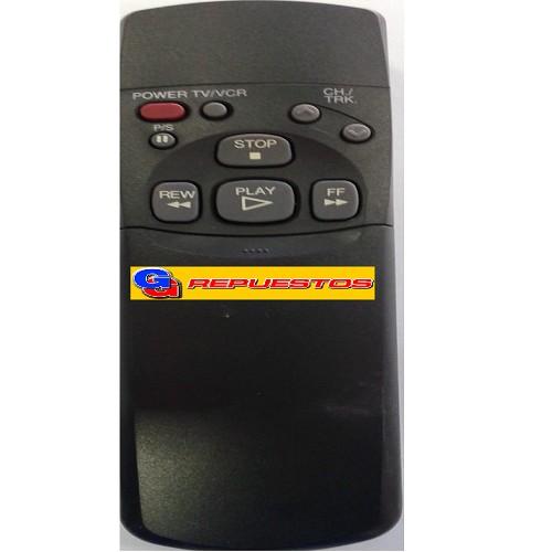 CONTROL REMOTO VIDEOCASETERA PHILCO MP6093 ORIGINAL 97P1R3AF01
