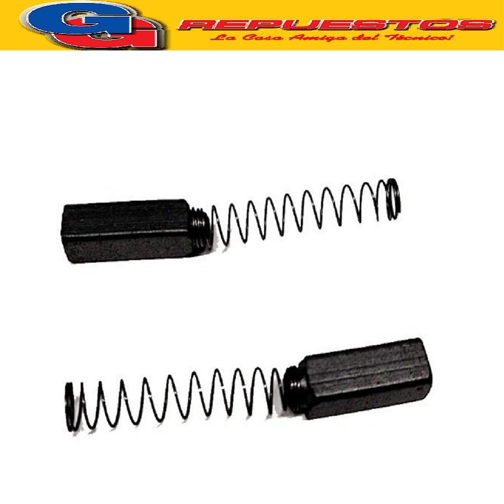 CARBON 5.00X8.00X17.00 TALADRO ROTOPERCUTOR MOD.11225/27 EL PAR