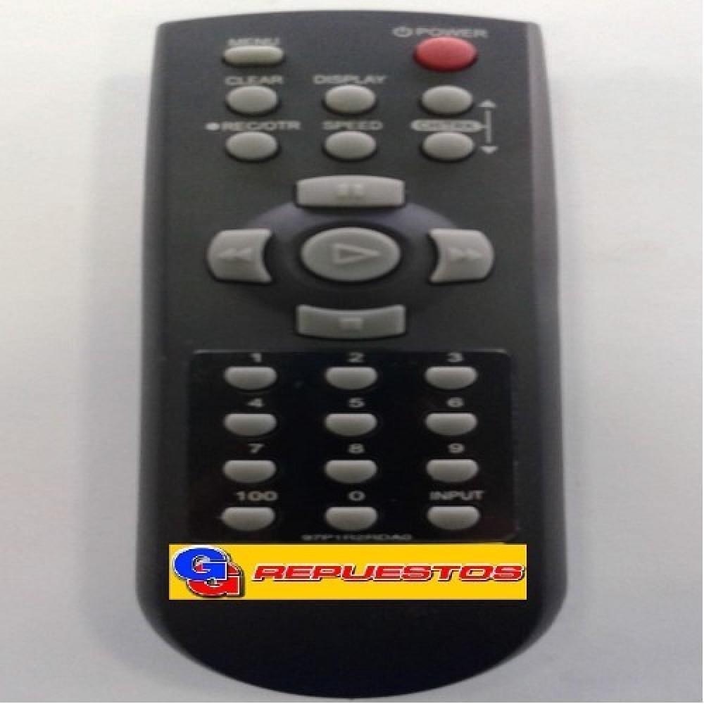CONTROL REMOTO AUDIO NOBLEX  97P04794 MP3062