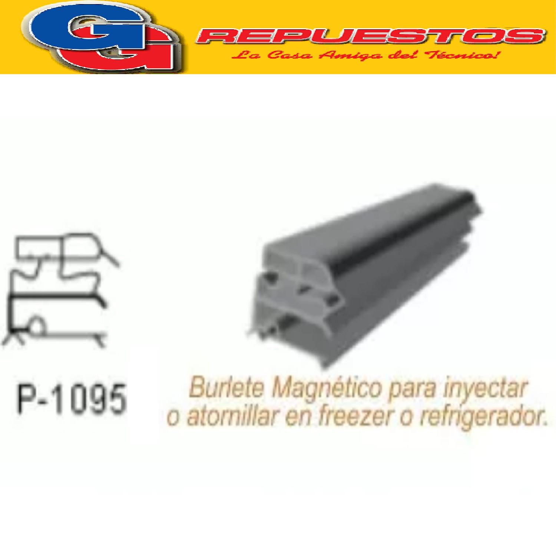 BURLETE PARA HELADERA Ang. P/1095 1450 x 750mm. SOFT BLANCO