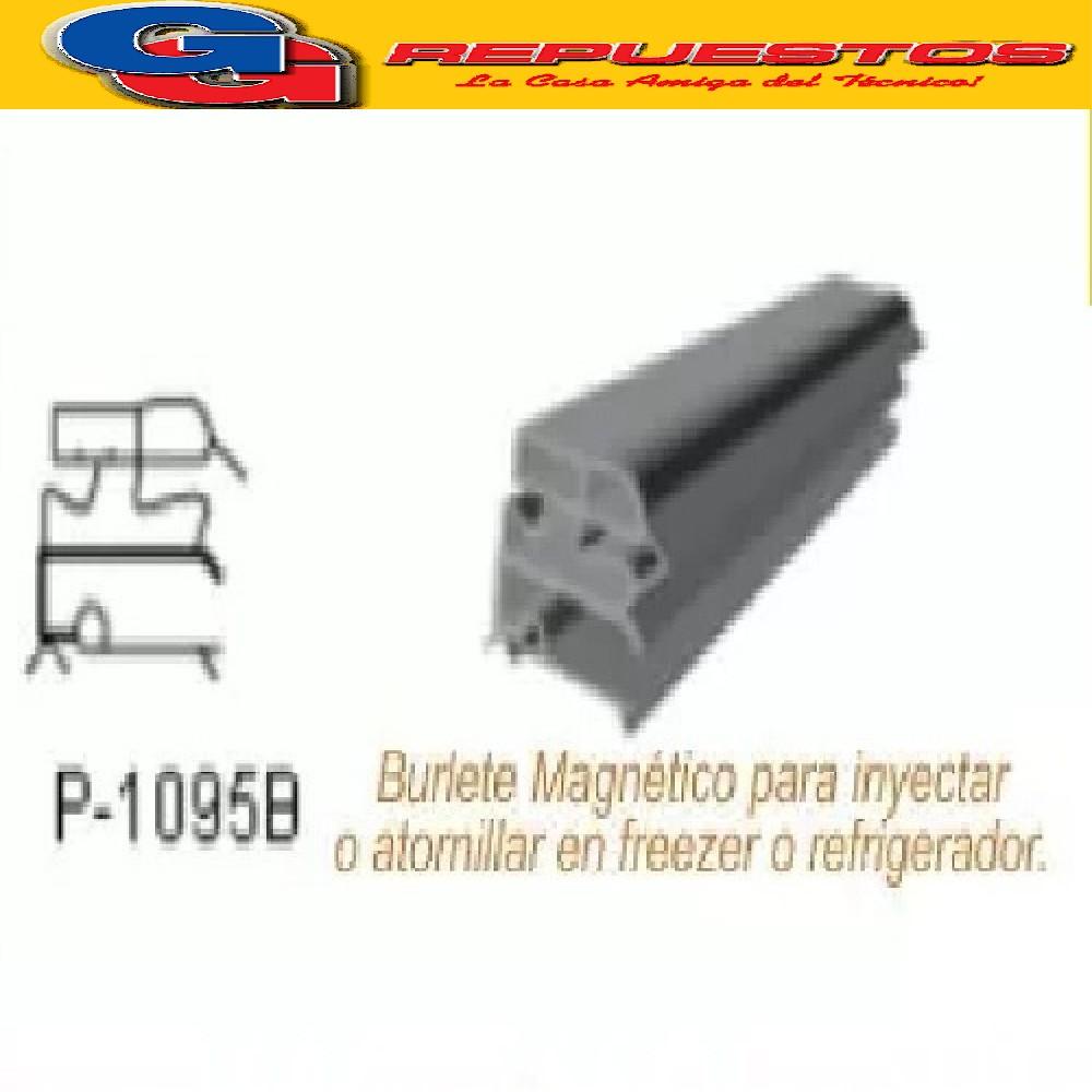 BURLETE PARA HELADERA Ang. P/1095 1850 x 800mm. SOFT BLANCO