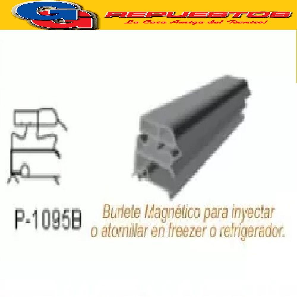 BURLETE PARA HELADERA Ang. P/1095 1850 x 800mm. SOFT MARRON