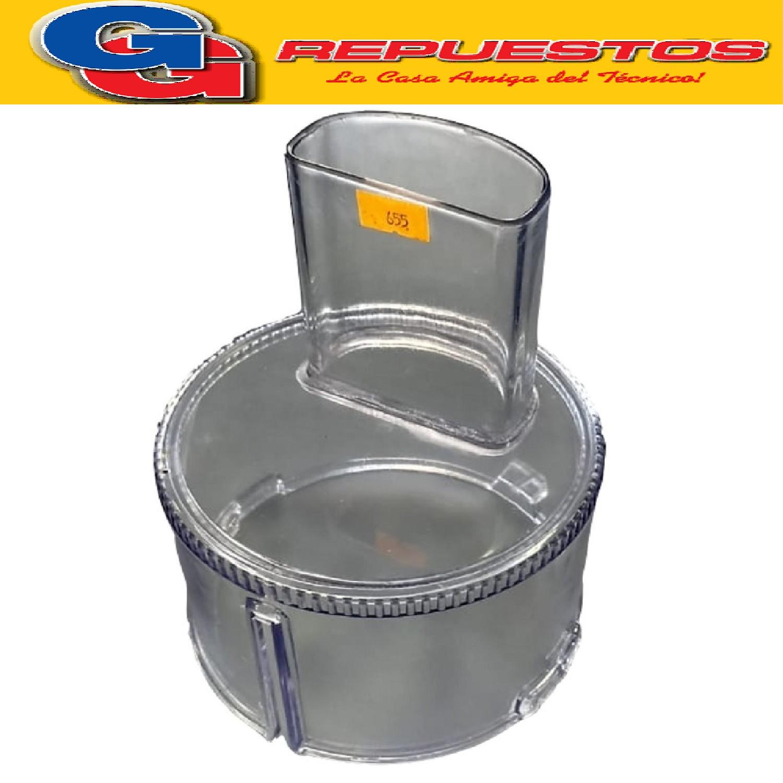 TAPA BOLS C/TUBO RECEPTOR PROCESADORA LILIANA AM 030/033/036