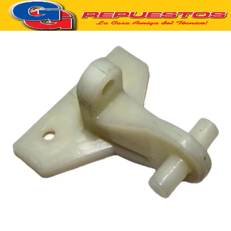 BISAGRA HELADERA CENTRAL HUMICLIMAX PLASTICA -9004 Aurora HX Siam blanca - gris-MARRON