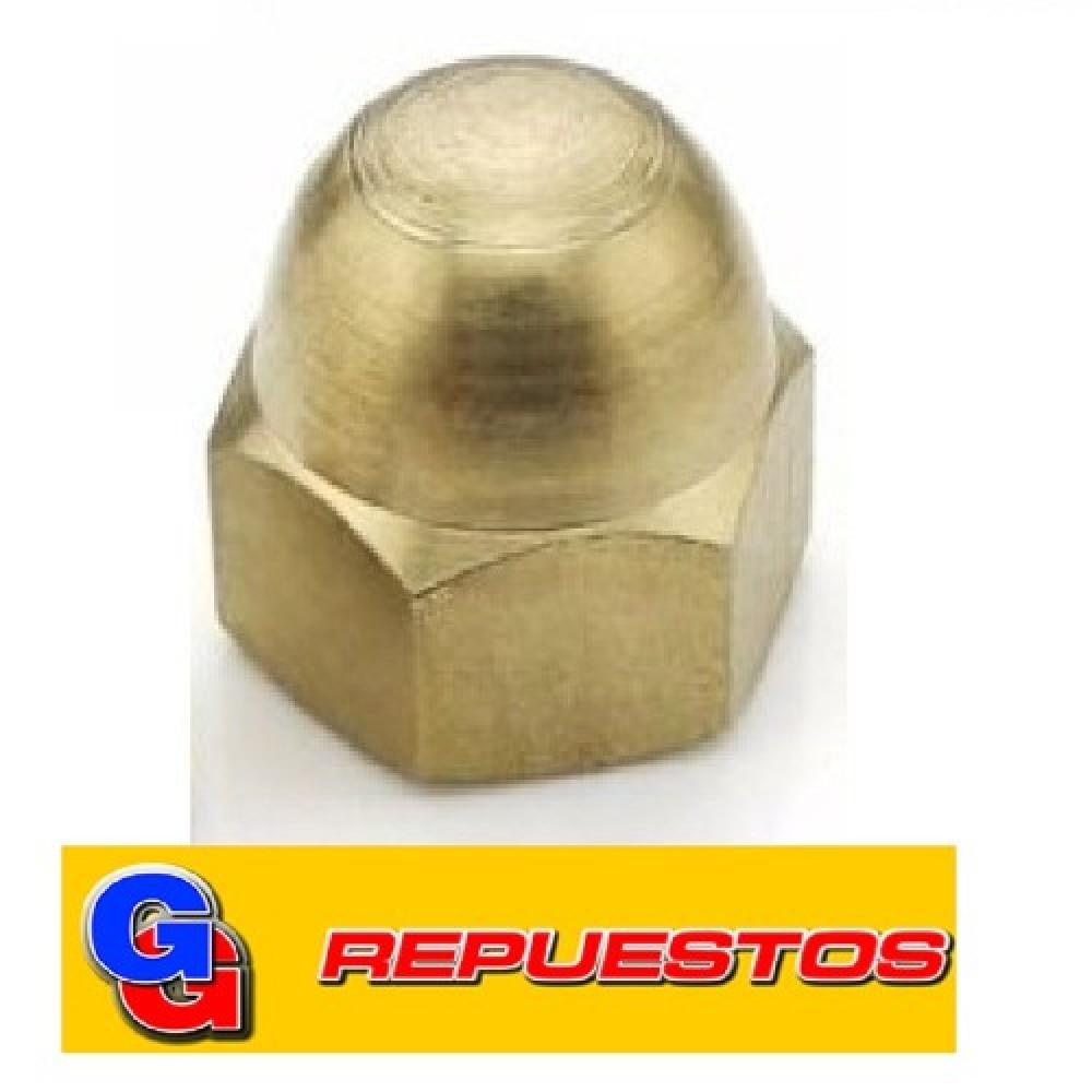 TAPA CIEGA DE BRONCE 3/4G Hp/tubo-de bronce-HEA33-