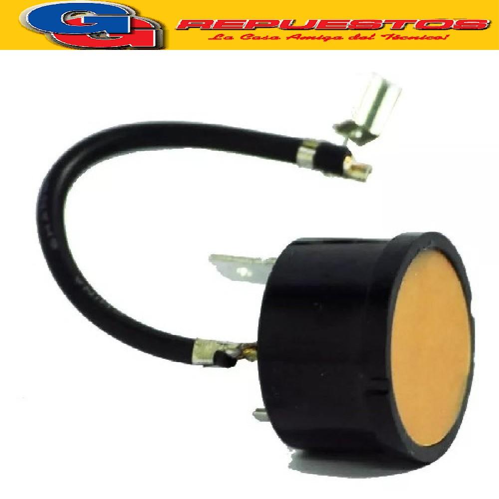 PROTECTOR TERMICO 1/5 HP PARA HELADERAS