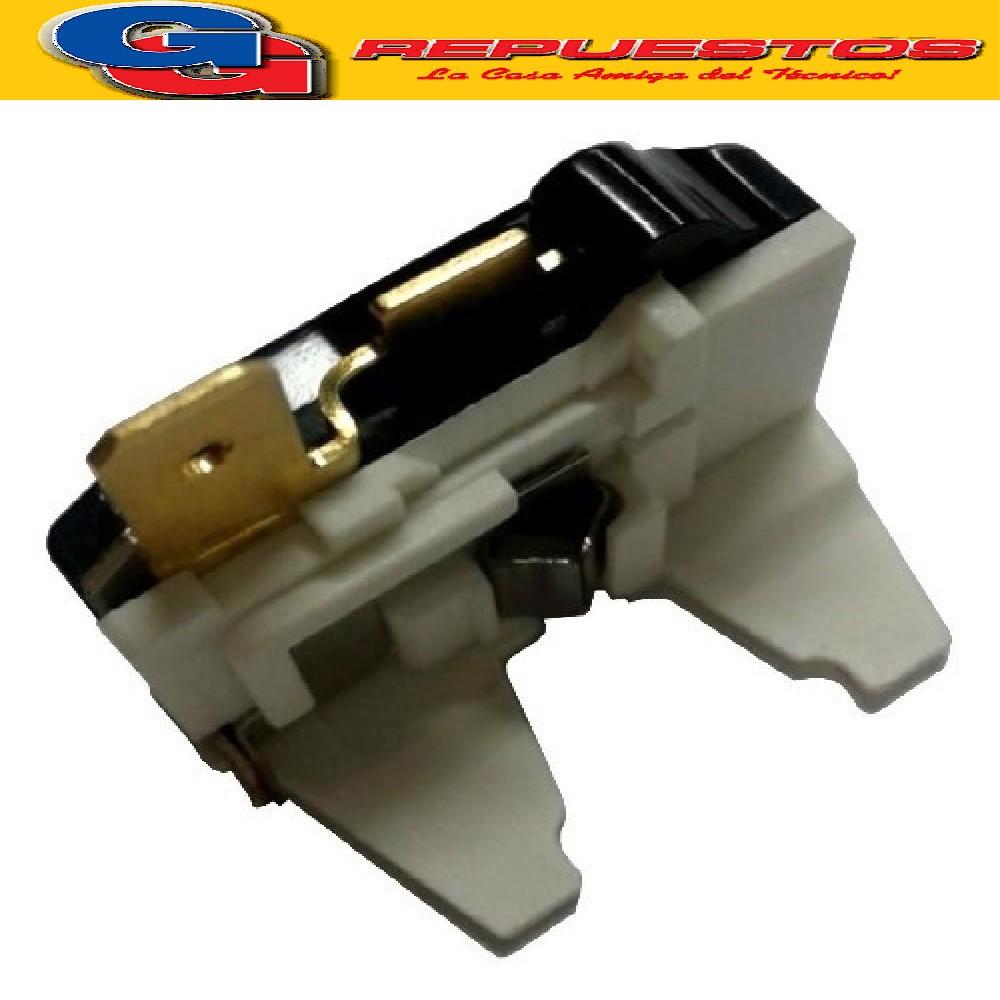 Protector termico tipo Danfoss/Embraco 1/4 PARA HELADERAS