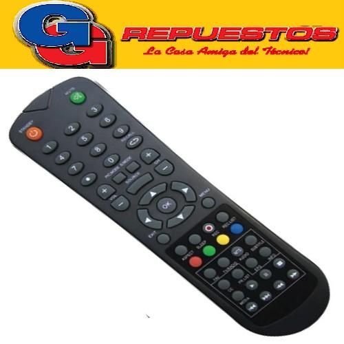 CONTROL REMOTO LCD LED TOMOMAC ADMIRAL SUZUKI AUDINAC 3825 TO-3201LC
