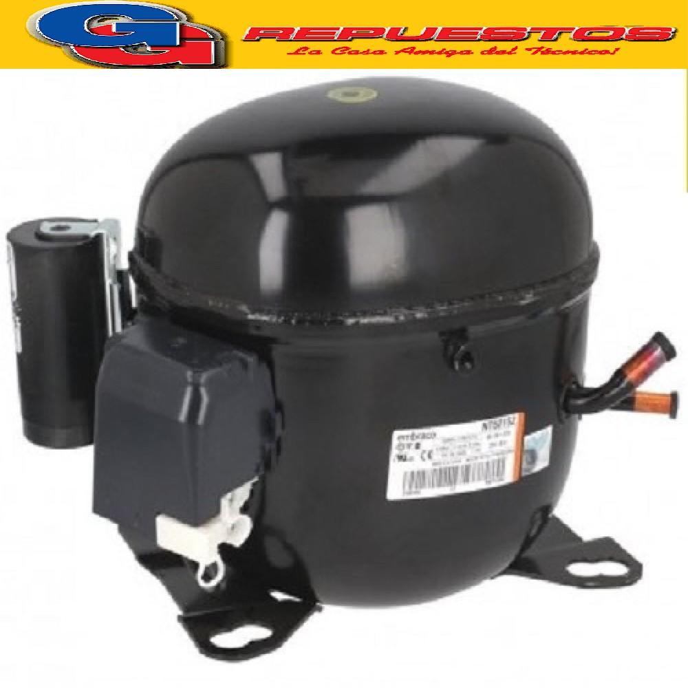MOTOCOMPRESOR EMBRACO ASPERA 3/4 HP R134A HBT NT6215Z COMERCIAL BIGAS R12