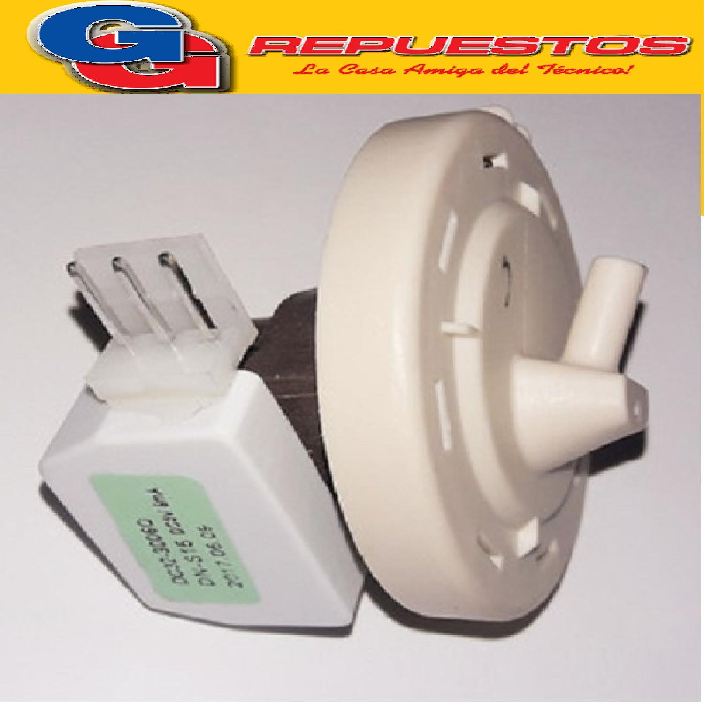 PRESOSTATO ELECTRONICO LAVARROPAS SAMSUNG CARGA FRONTAL 3 PINES