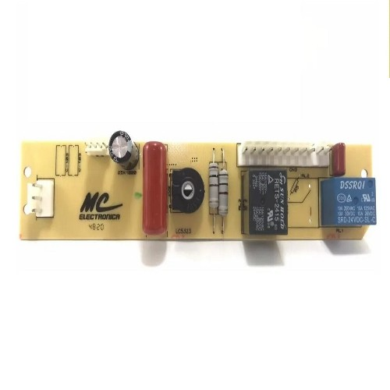 PLAQUETA HELADERA WW NF328 BAMBI PLAQU WW 328/BAMBI NF1600/COV 328 PATRICK GENERAL ELECTRIC  STANDAR ELETRIC STE-NF1600 BOSCH KSU29-KSU31-KSU33-KSU36