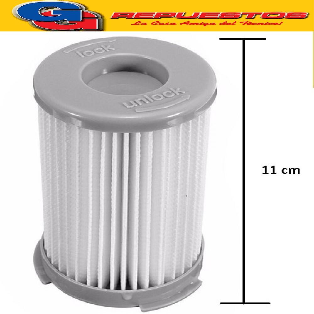 FILTRO CARTUCHO ASPIRADORA ELECTROLUX HEPA EF75B