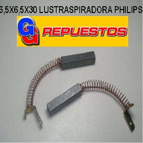 CARBON 6.50X6.50X30 LUSTRASPIRADORA PHILIPS EL PAR