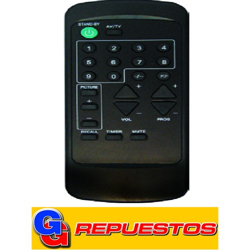 CONTROL REMOTO TV FIRST LINE (2562) 1503