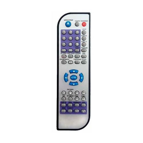 CONTROL REMOTO DVD PAGODA 3800