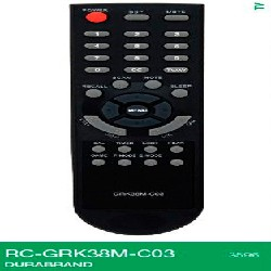 CONTROL REMOTO LCD DURABRAND/HOWLAND GRK 38M-C03 3596