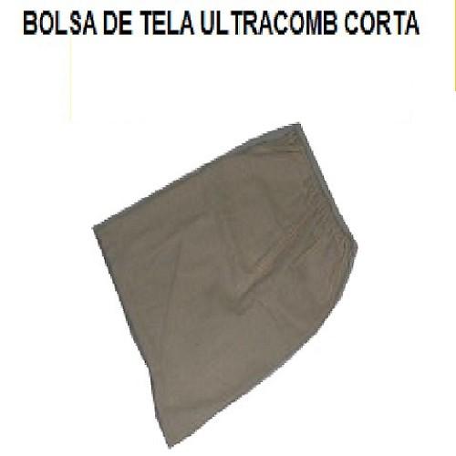 BOLSA DE TELA ASPIRADORA ULTRACOMB CORTA.---------------------