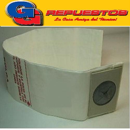 BOLSA ASPIRADORA DE PAPEL YELMO 2001 C/CARTON M.NUEVO