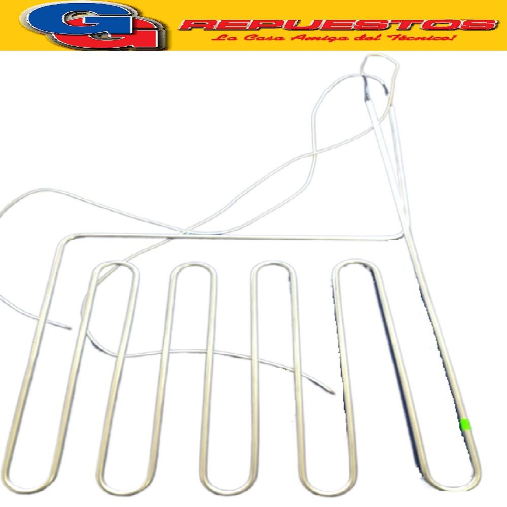 RESISTENCIA DE ALUMINIO HELADERA COLUMBIA CHF2000 nva.0508 220V 54W