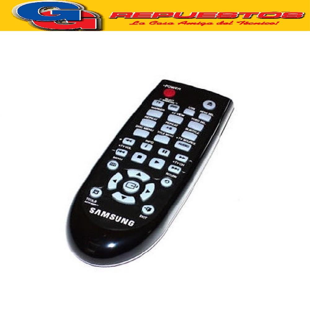 CONTROL REMOTO LCD SAMSUNG 3808 R6808
