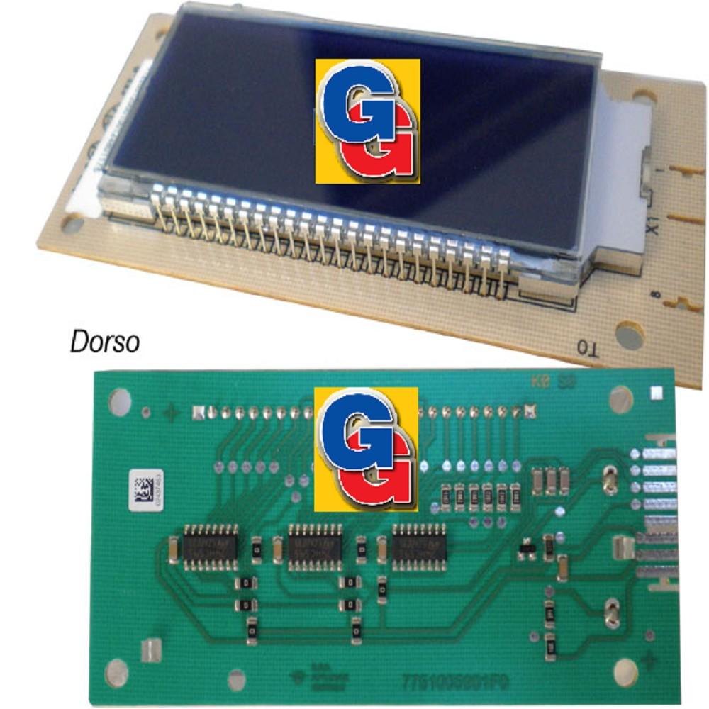 DISPLAY LCD LAVARROPAS DREAN BLUE 8.12 701052674