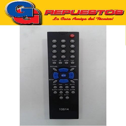 CONTROL REMOTO TONOMAC SLIM 3514 LINEA ECONOMICA
