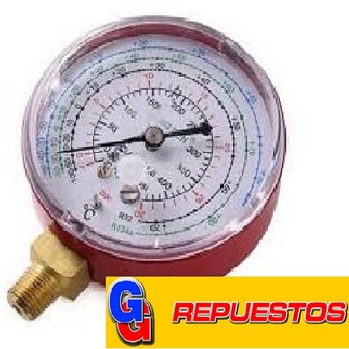 MANOMETRO BlueStar-1517H-alta-R134a/404a/507