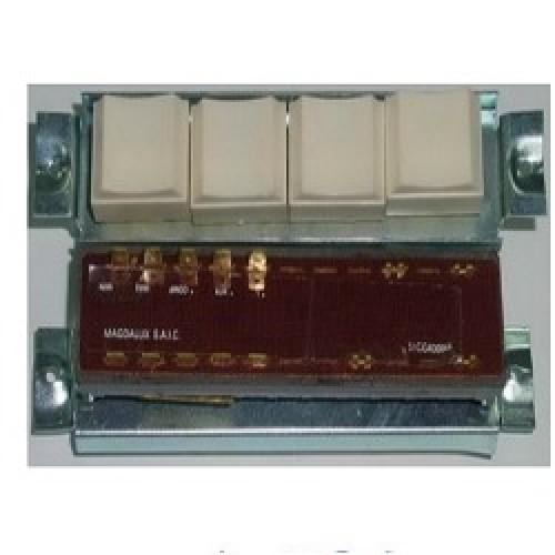 BOTONERA AIRE 51CG400044 CARRIER-FS-4 botones