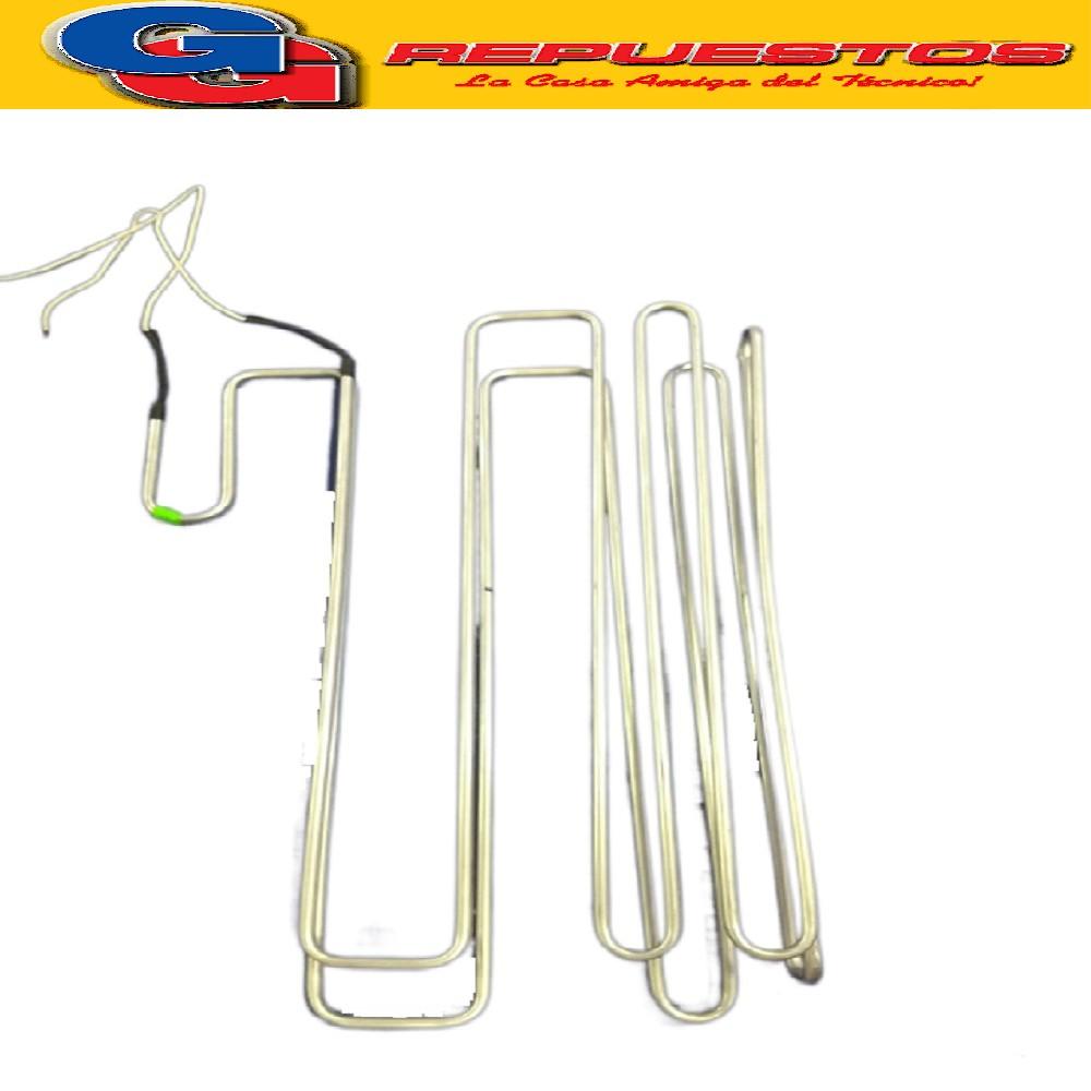 RESISTENCIA HELADERA NO FROST. (4605)- NACIONAL SAMSUNG SR-44 220V 230W VIENE SIN EL LOMO INFERIOR