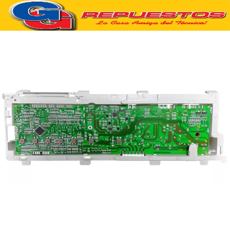 PLAQUETA ELECTRONICA FASE 2 FULL (Programable) ORIGINAL LAVARROPAS DREAN  FII BLUE PLACA (MODEL. 6.06P/ 8.12P)LAV. AURORA LAVAURORA 7209 LAV. AURORA LAVAURORA 6209 LAV. AURORA LAVAURORA 6206 LAV. PATRIOT 515 LAV. MARSHALL MTI 1780 LAV. MARSHALL MTI 1
