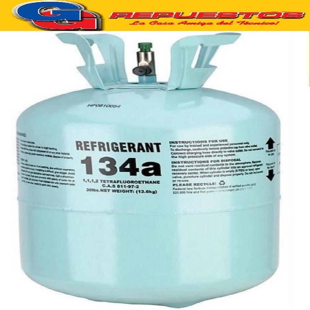 GARRAFA GAS R134a x 13,6 kg