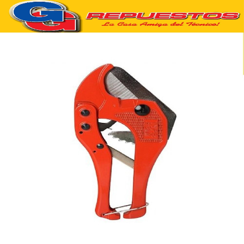 PINZA CORTA CAÑO PVC TUBE CUTTER CT-1060 CORTADORA