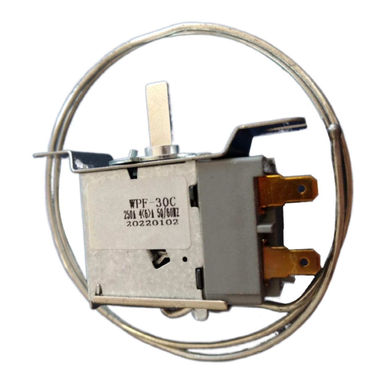 TERMOSTATO WPF30C-001-110 WP4373B.B GAFA NO FROST 2 CONTACTOS MEDIA CAÑA (AMBIENTE) ORIGINAL