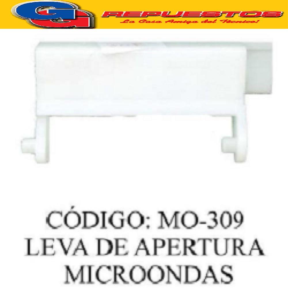 LEVA ABRE PUERTA MICROONDAS MO309/MO303