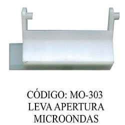 LEVA ABRE PUERTA MICROONDAS