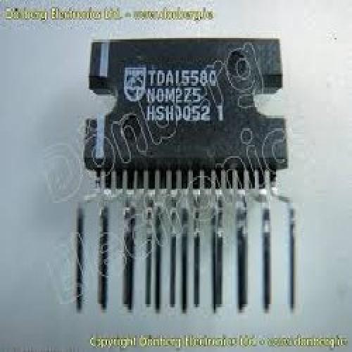 TDA1558Q CIRCUITO INTEGRADO ORIGINAL 2 x 22 W or 4 x 11 W single-ended car radio power amplifier