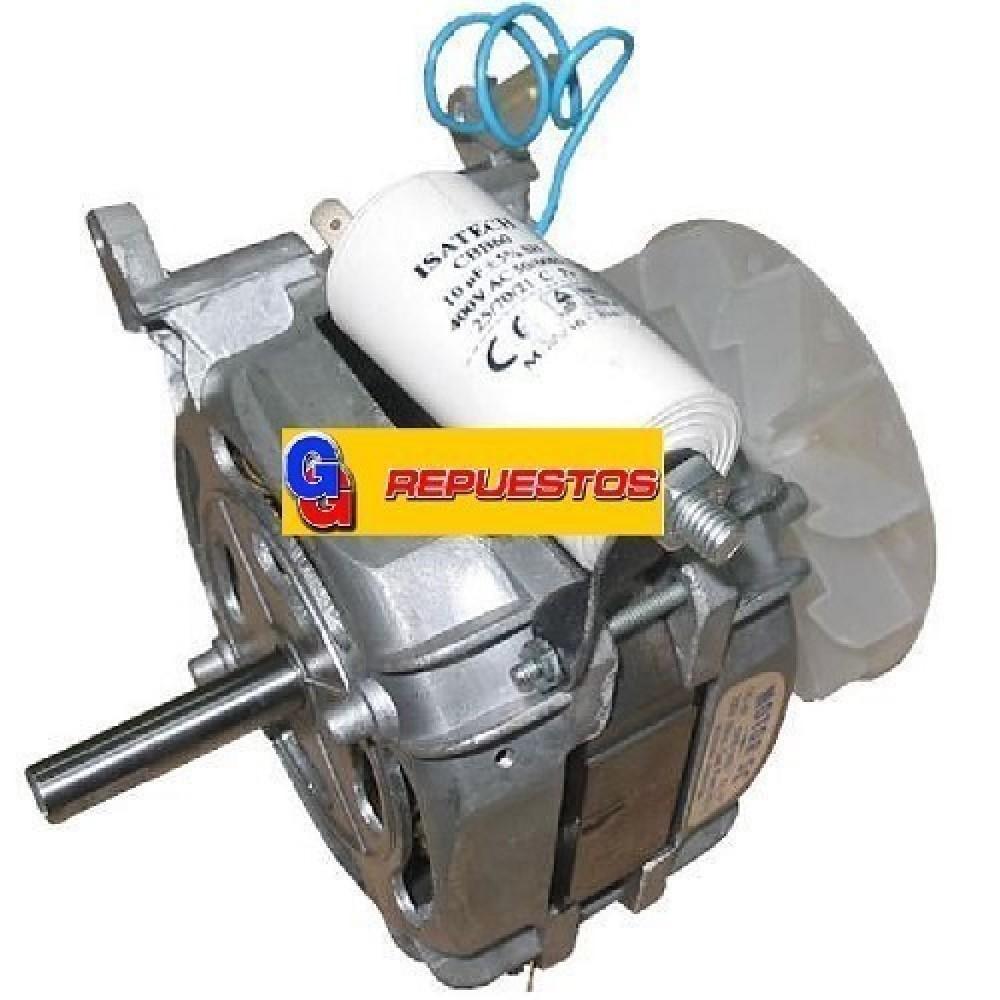 MOTOR LAVARROPA 1/5 HP COMUN CON CAPACITOR
