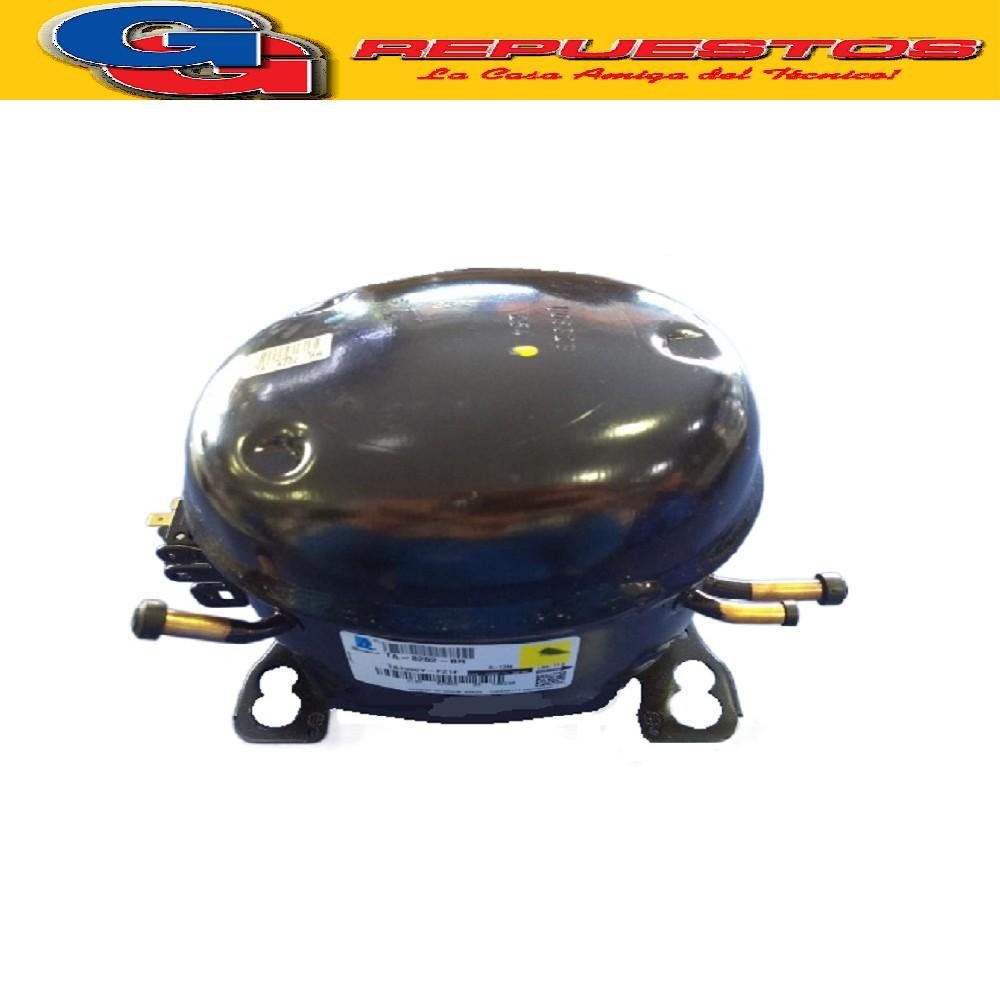MOTOCOMPRESOR TECUMSEH 1/4+ HP R134A TA1390Y-FZ3C 188 FRIG/H ,DESPLAZAMIENTO 7.84 CC