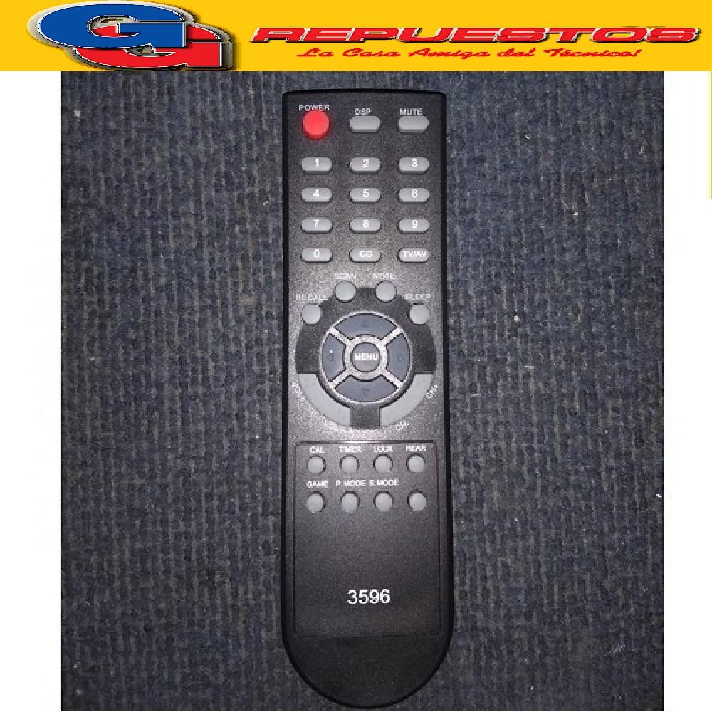CONTROL REMOTO LCD DURABRAND/HOWLAND GRK 38M-C03 3596 R6596