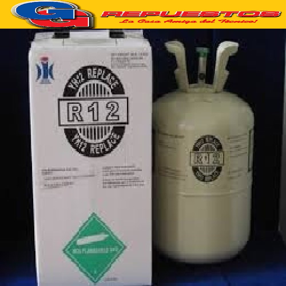 GARRAFA GAS UR12 (YH12) 13.6 KG
