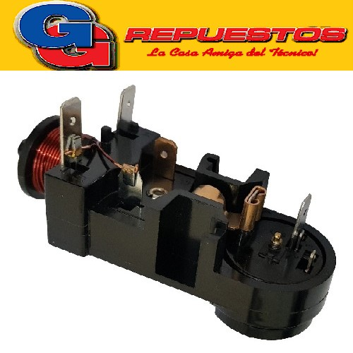 RELAY/PROTECTOR T/EMBRACO 1/6 HP