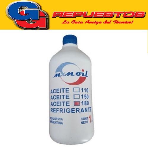 ACEITE REFRIGERACION Bot.1L. incong.visc.180- R12-R22