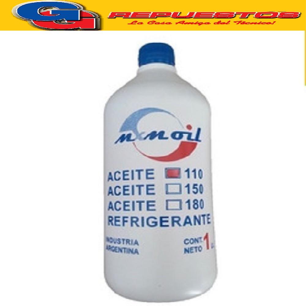 ACEITE REFRIGERACION Bot.1L incong. visc.110 R12-R22
