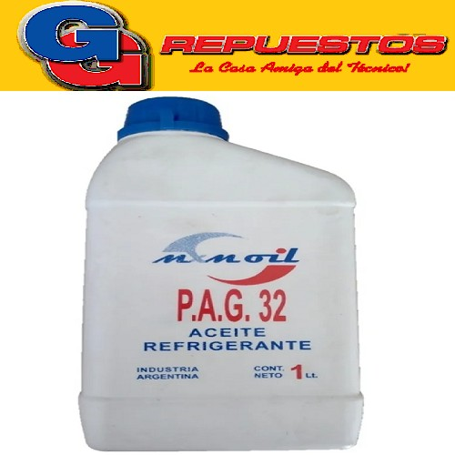 ACEITE REFRIGERACION Bot.1l.lubric.refrig. R134a-PAG32