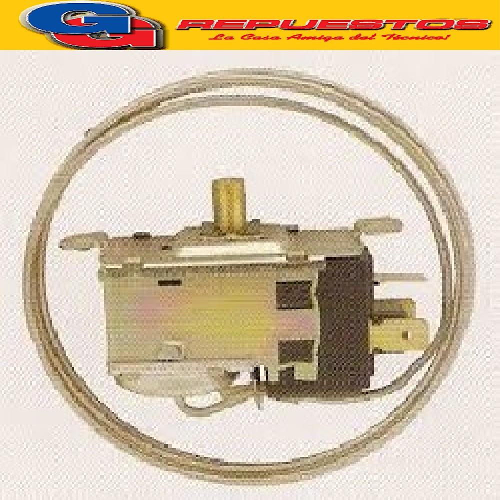 TERMOSTATO BEBEDERO BlueStar-RC42600-2E TF7-30 EXHIBIDORA (+15.5+12.5_+11.4+8.1_+6.9+3.0) 2 CONTACTOS MEDIA CAÑA CAPILAR 0.66M DISPENSER