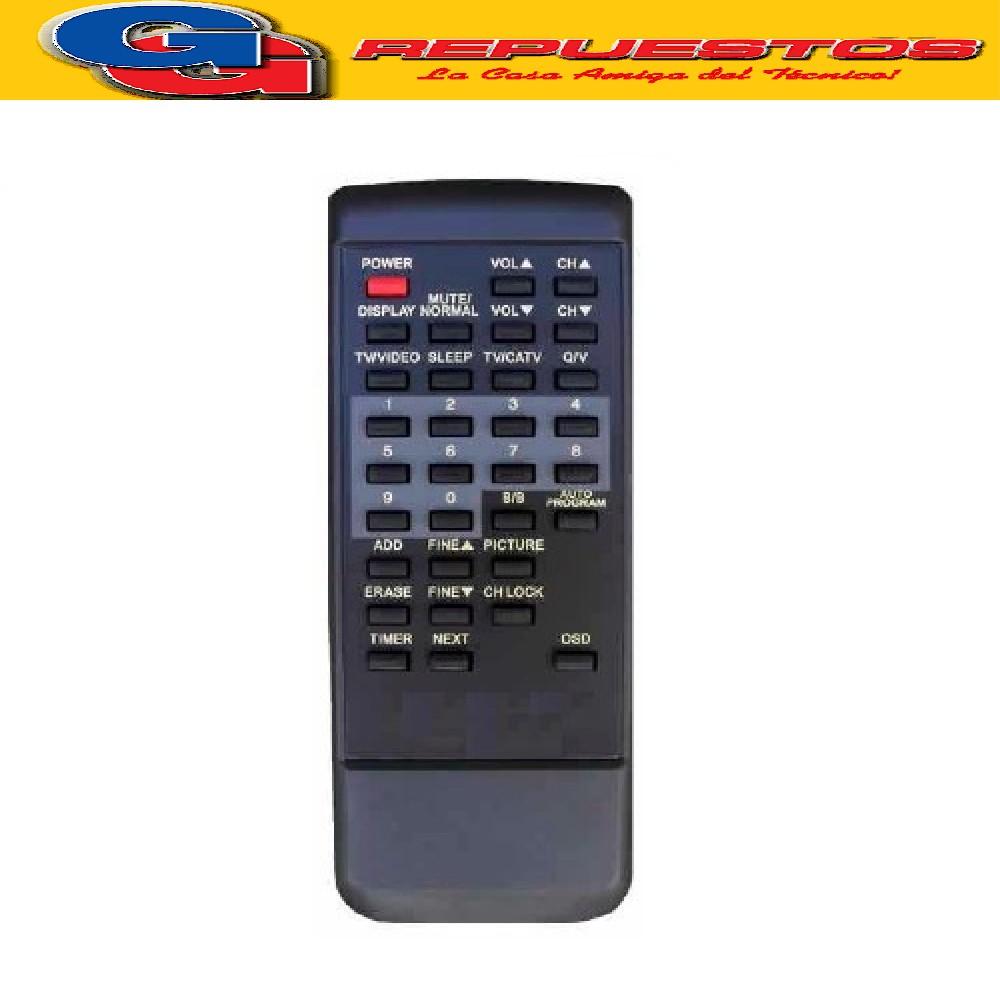 CONTROL REMOTO TV CT200 AURORA R4894 (2894)