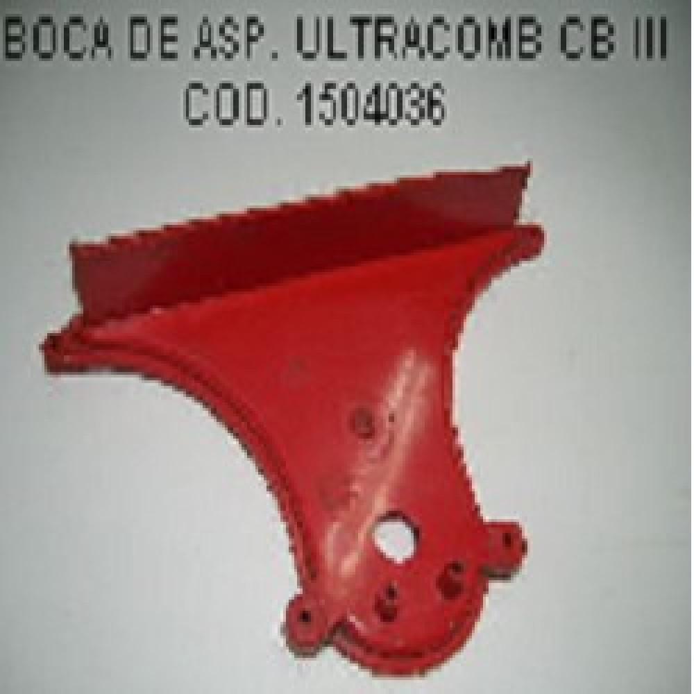 BOCA ASPIRACION ENCERADORA.ULTRACOMB CB III ORIGINAL LUSTRASPIRADORA