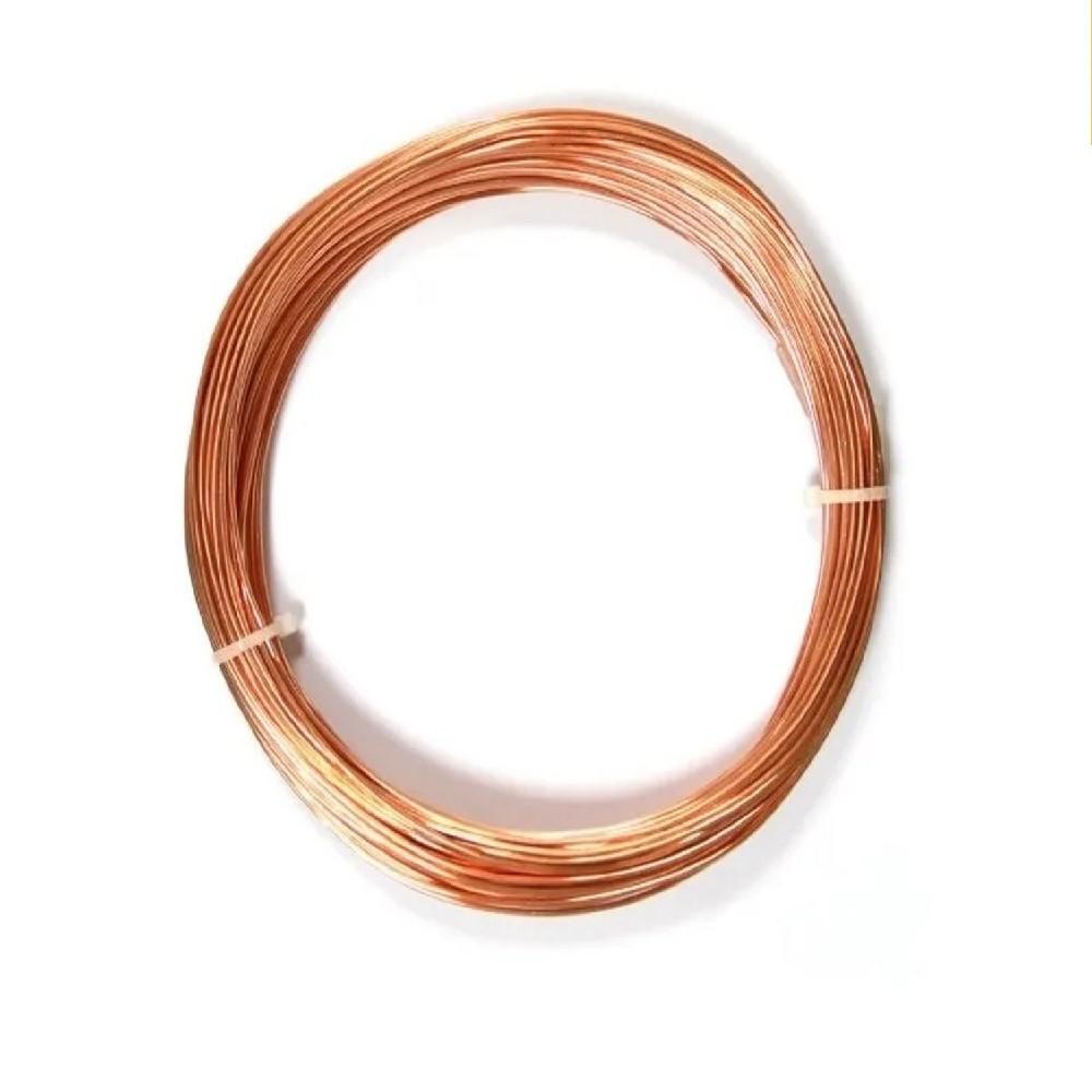 Kg Capilar de cobre 0.7 mm--gris-